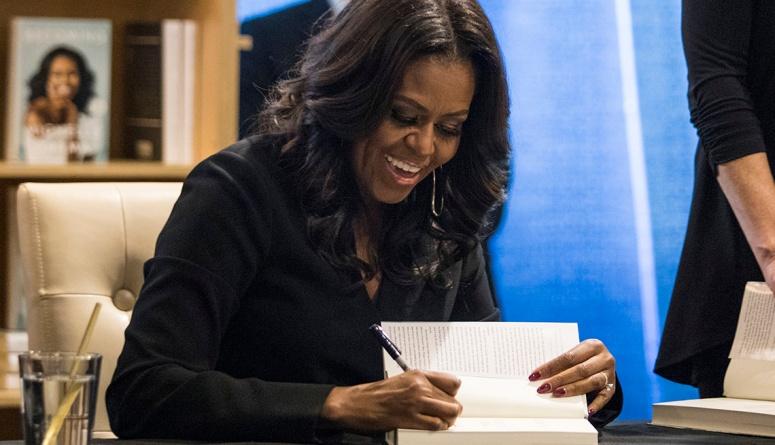 Books Obama Tour